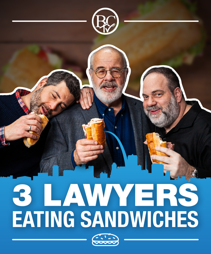 BCTV 3 Lawyers Eating Sandwiches series