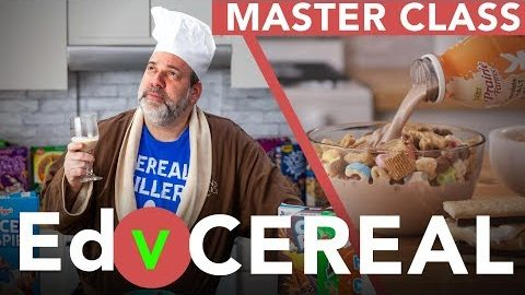 BCTV Ed v Cereal Master Class