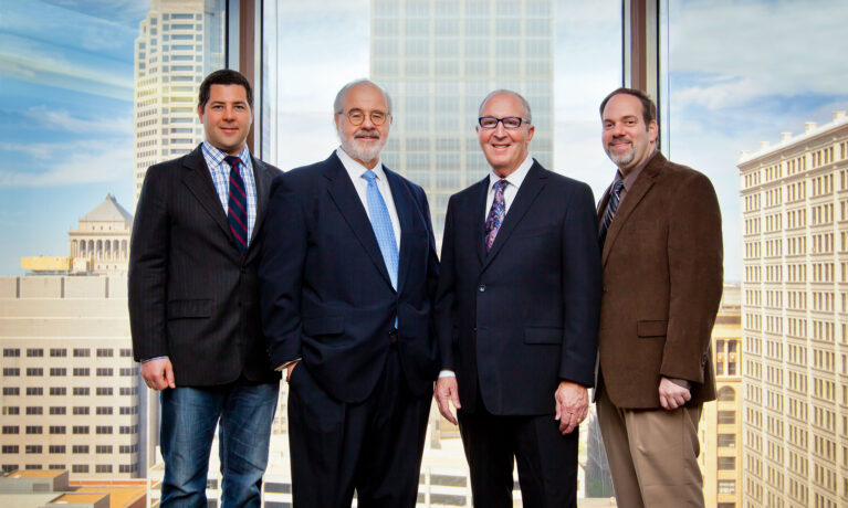 Brown & Crouppen Partners: Andy Crouppen, Terry Crouppen, Ron Brown, and Ed Herman