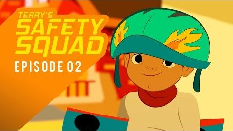 BCTV Terry's Safety Squad Episode 2