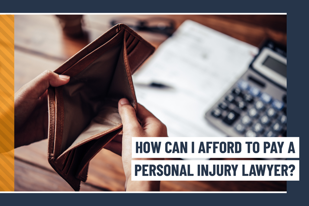 how much does a personal injury lawyer cost